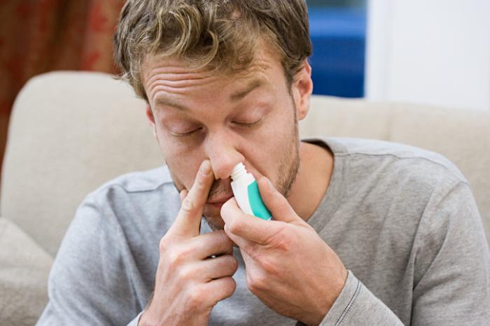 鼻充血除去剤