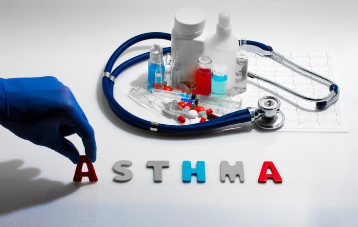 Pilules d'asthme