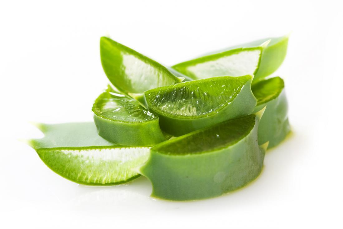 Il gel di aloe vera ha molte proprietà medicinali ed è spesso usato in creme e lozioni.
