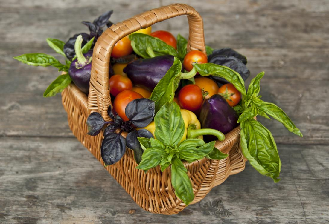 Muitas pessoas escolhem uma dieta vegetariana por razões éticas, bem como saúde.