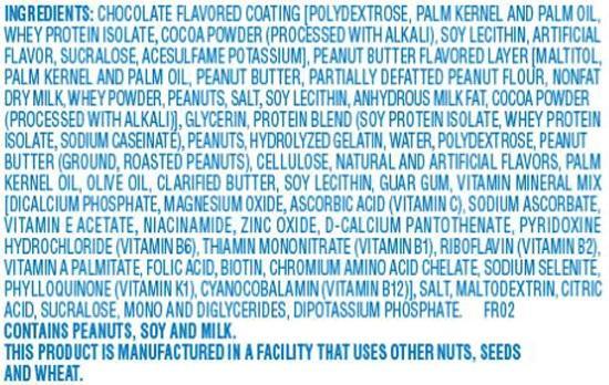 ingredienti atkins per un articolo
