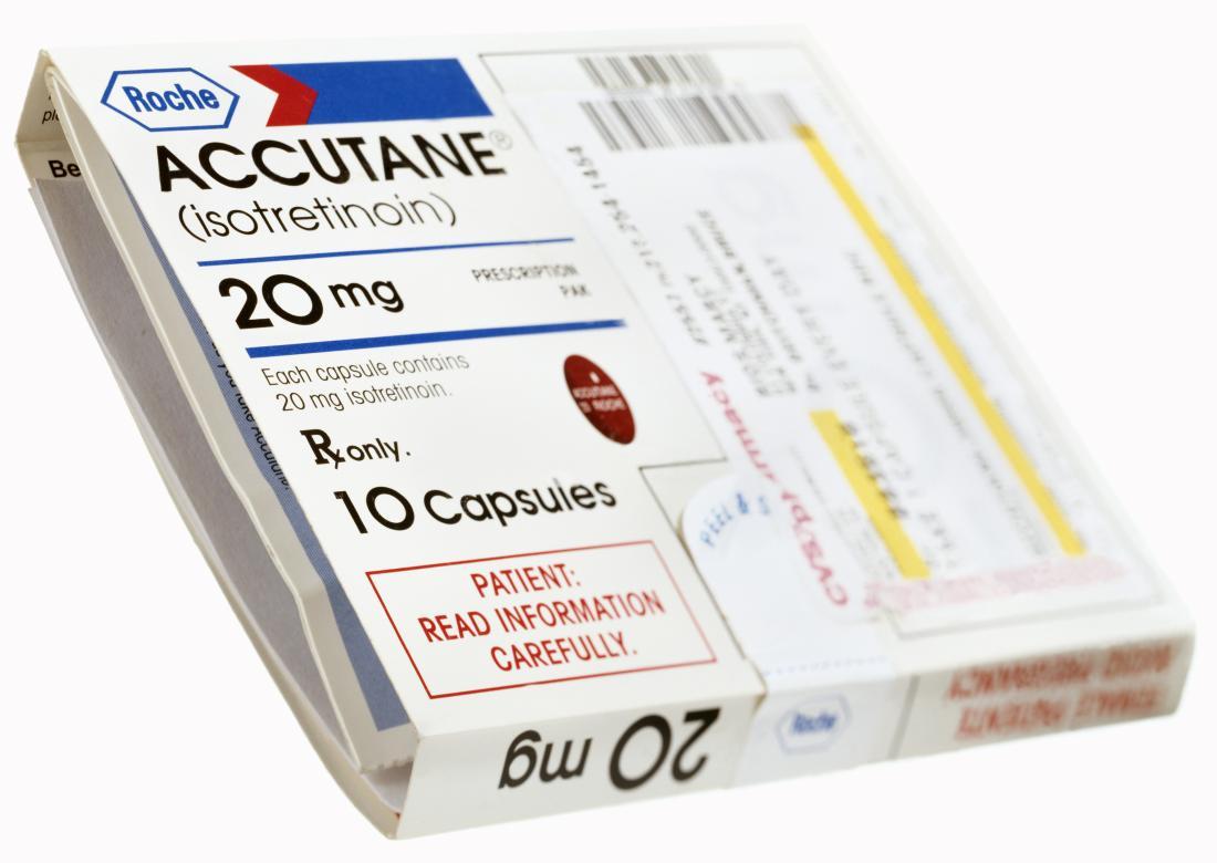結節性ニキビ用イソトレチノイン薬