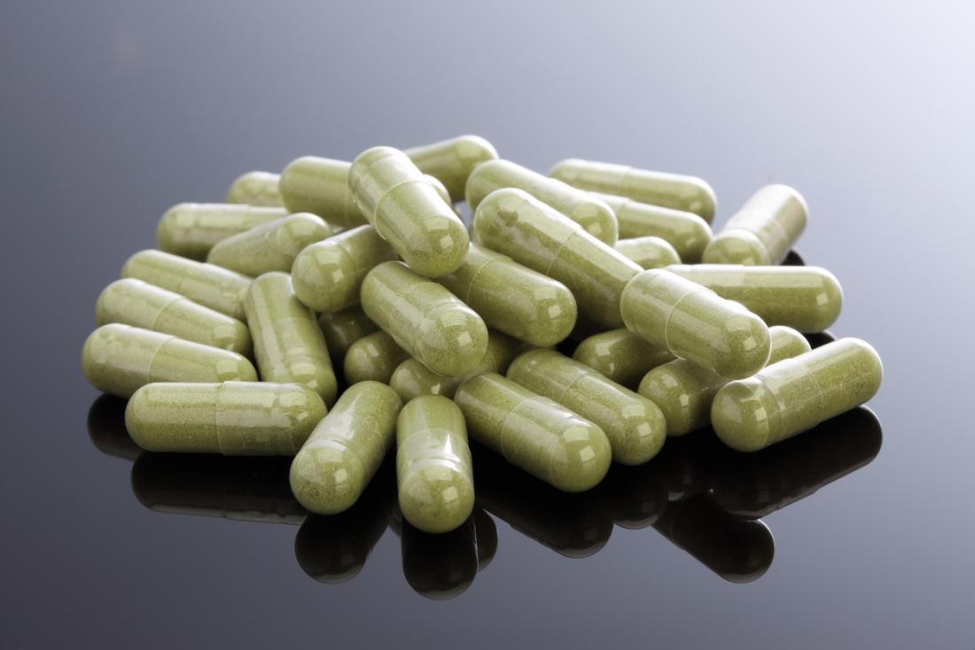 capsules médicinales