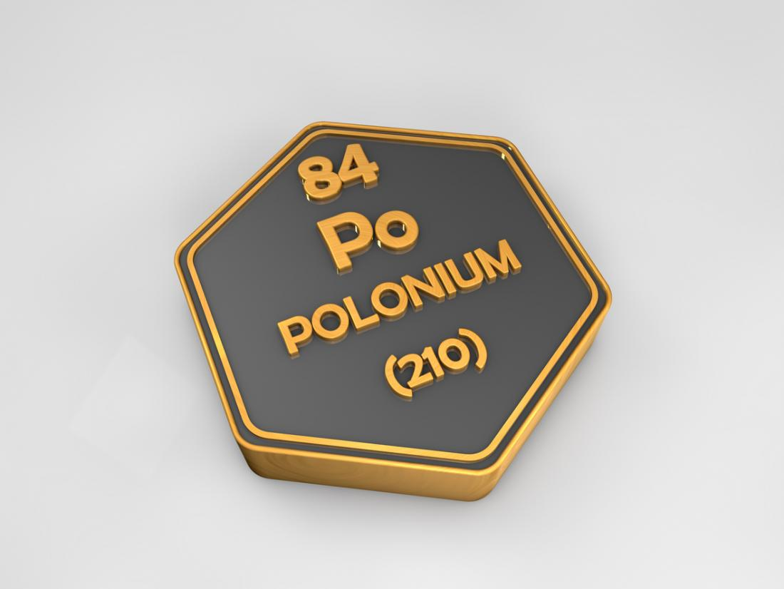 Polonium-210-Toxin