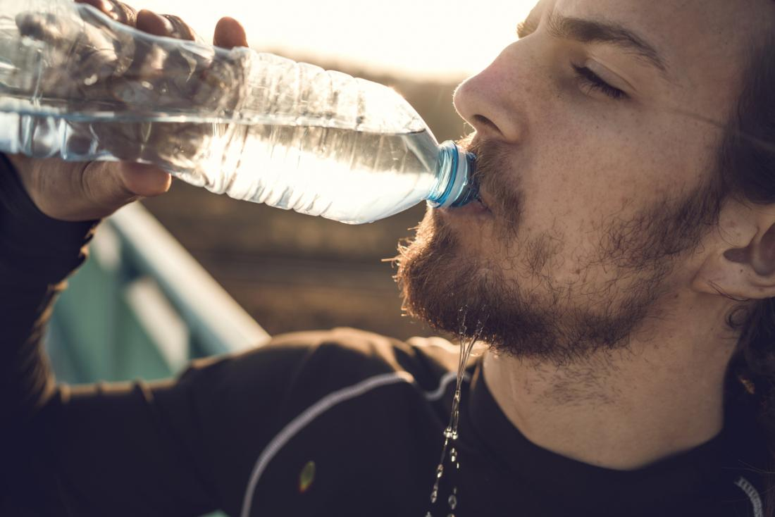 adam içme suyu