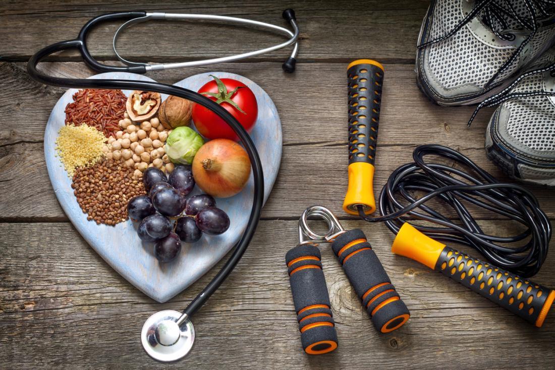 [健康な食事と運動は前糖尿病を予防する]