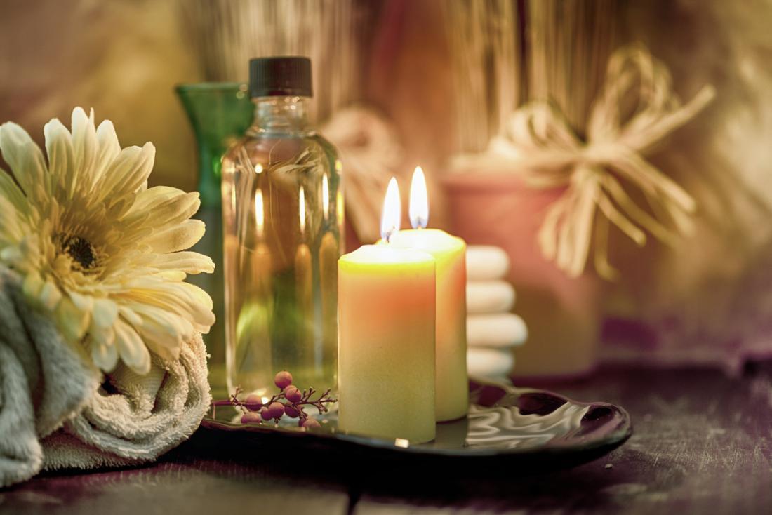 [aromaterapia reduz o estresse e, portanto, também pré-diabetes]