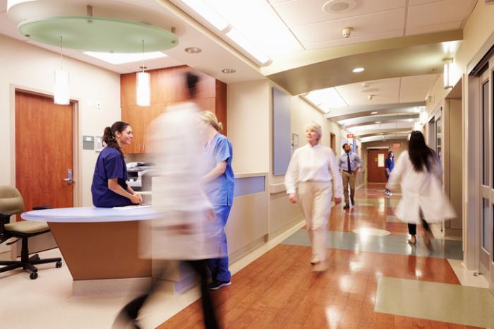 Bệnh viện bận rộn
