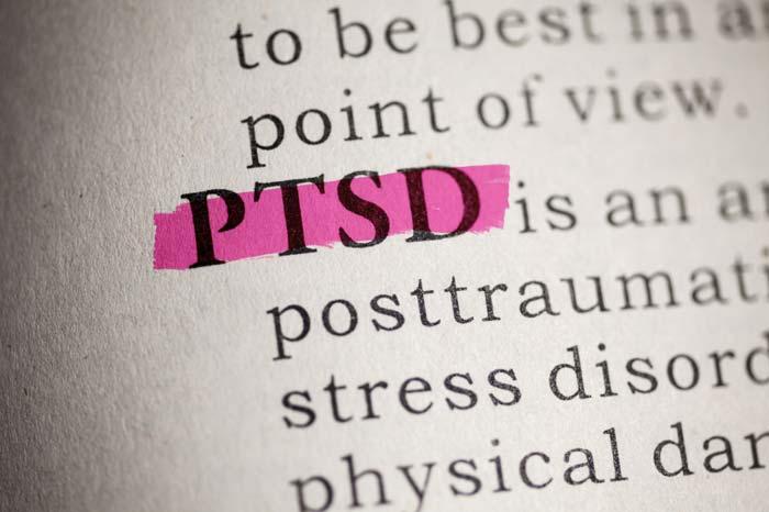Fragment de définition PTSD