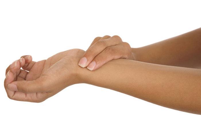 iki parmakla nabız ölçme
