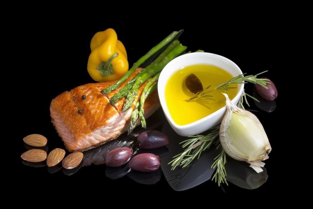 omega 3 thực phẩm