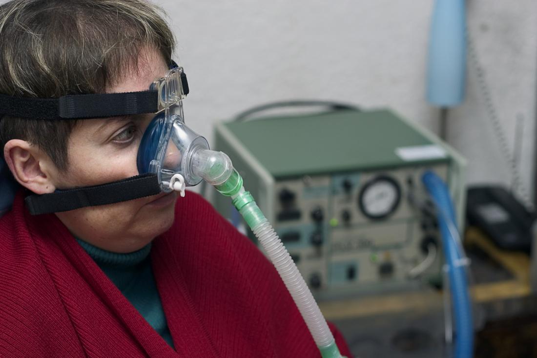 Thérapie de ventilateur
