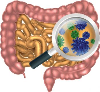 [Le rotavirus affecte l'estomac et l'intestin.]