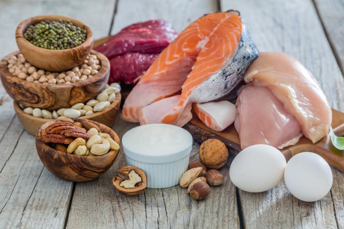 Proteine salutari