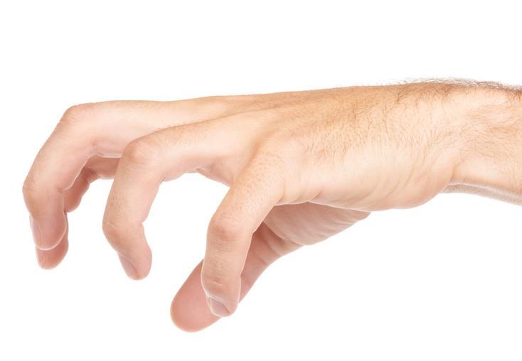 ръчно формираща нокътна форма