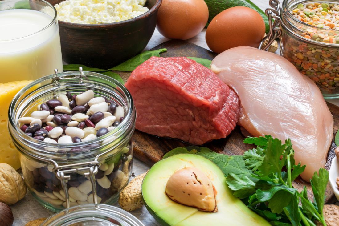 Bビタミンと亜鉛が豊富な食品。