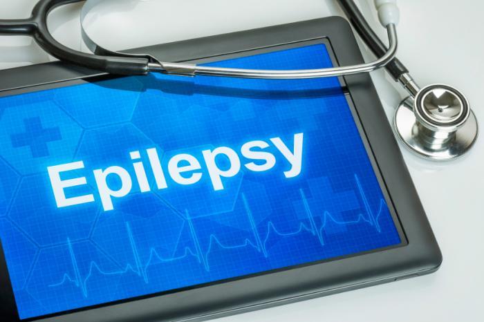 Epilessia sullo schermo del tablet
