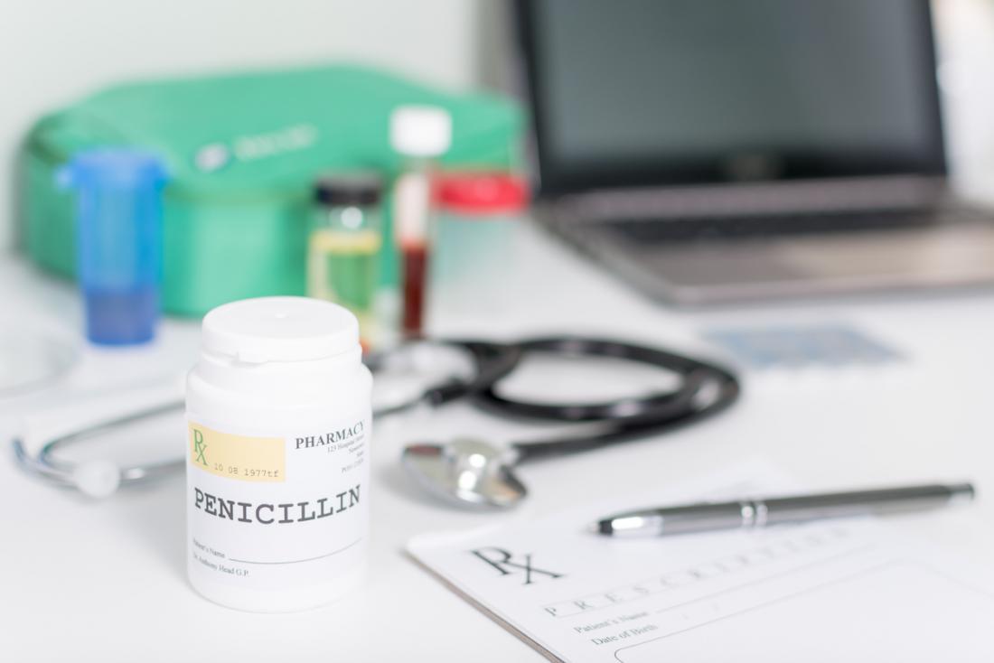 Traitement de la syphilis