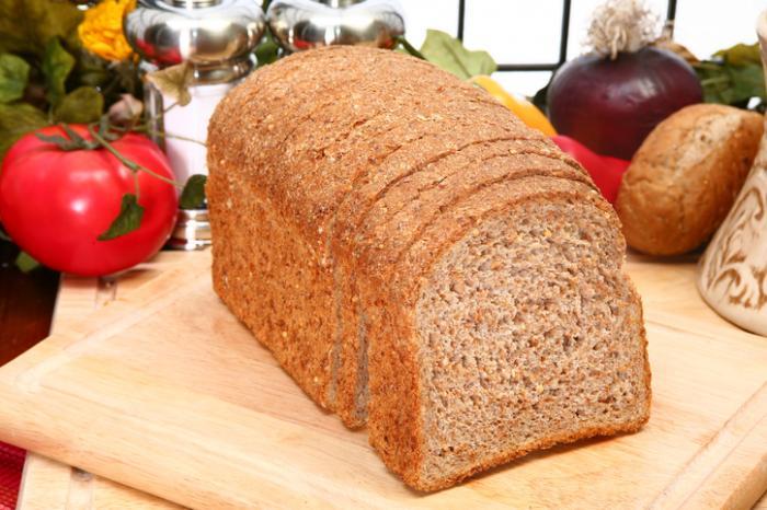 Hình ảnh của một ổ bánh mì ezekiel