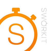 Logotipo Sworkit