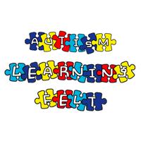 autisme apprentissage feutre logo