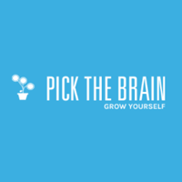 Logotipo PickTheBrain