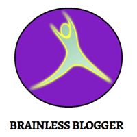Logo Brainless Blogger