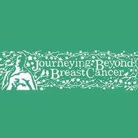 Über Brustkrebs Logo hinausgehen