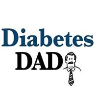 糖尿病のお父さんのロゴ