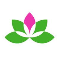 Logotipo do estúdio de ioga