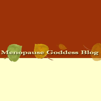Менопаузата Богиня Блог лого