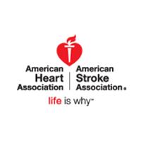 Logo de l'American Stroke Association