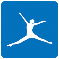 [Logotipo do MyFitnessPal]