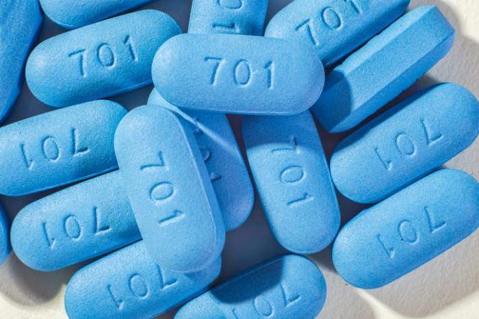 Uma profilaxia pós-exposição ou droga PEP