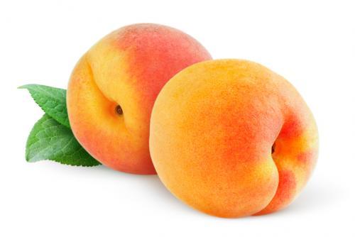 Zwei Pfirsiche