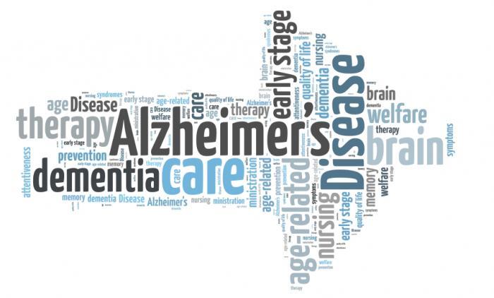 nube di alzheimer