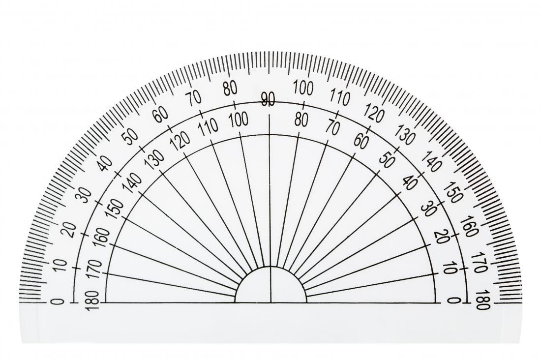 Rapporteur pour la mesure d'angles