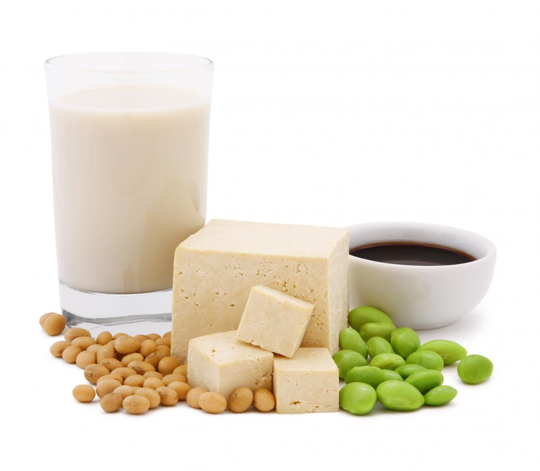 A soja é uma proteína baseada em plantas