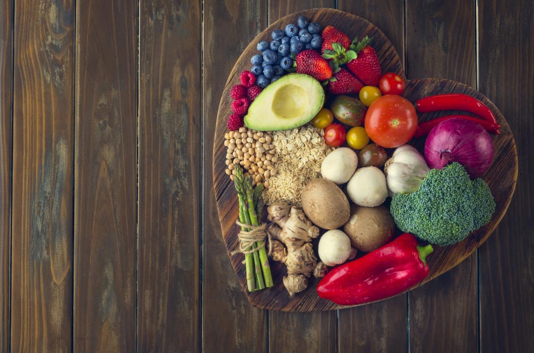 植物に基づくタンパク質が健康リスクを低下させる