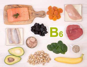 [Vitamina B6 alimenti]