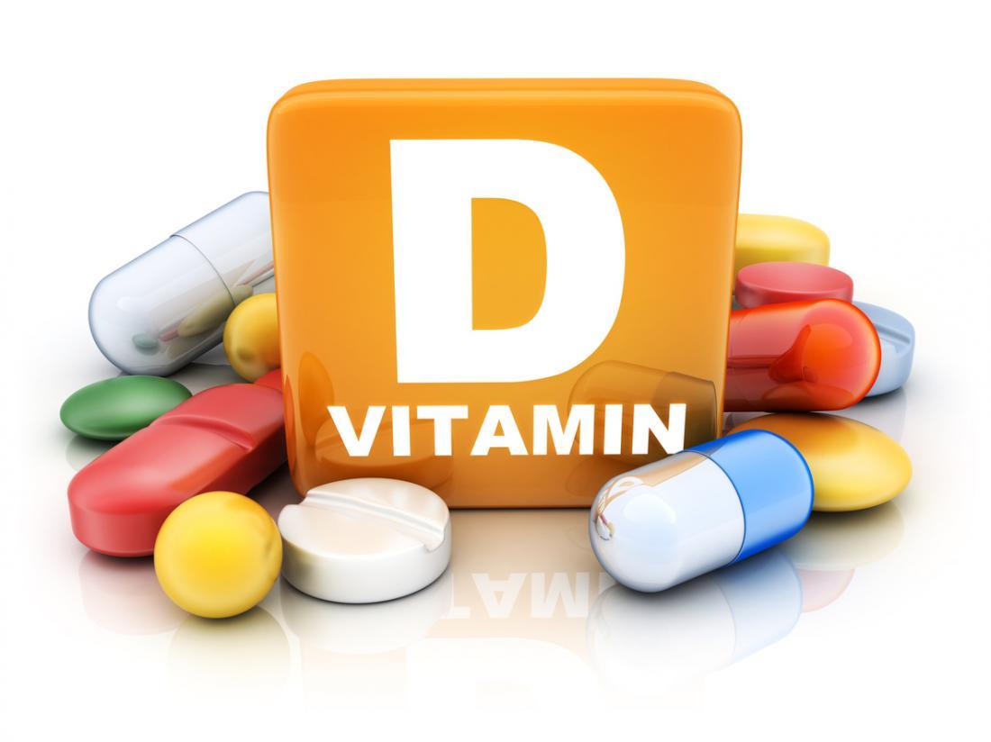 Compresse di vitamina D
