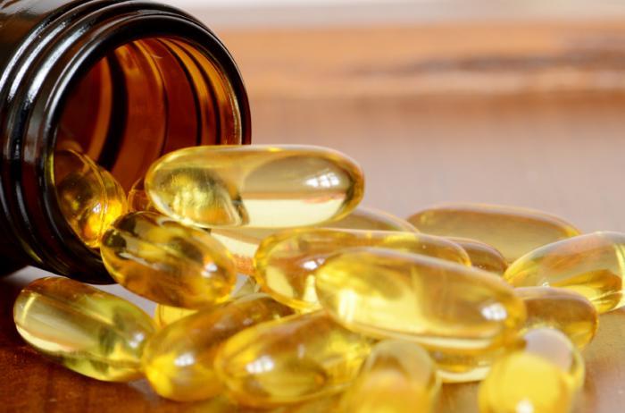 Vitamin-D-Ergänzungen