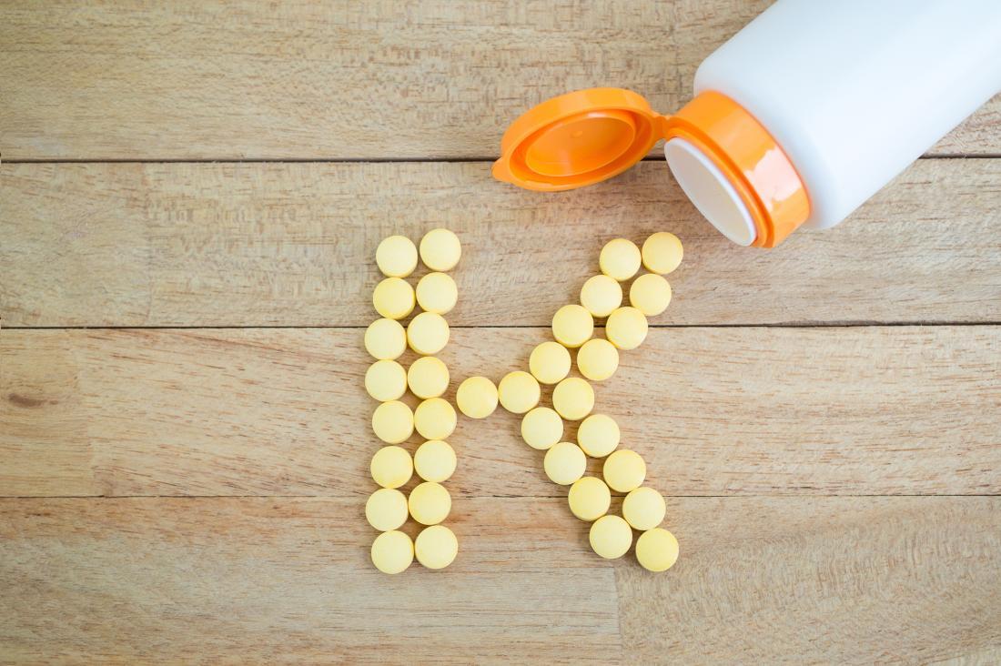 ビタミンKサプリメント