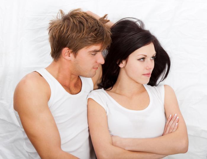 [外陰痛は関係の問題につながる可能性があります]