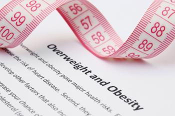 「太りすぎと肥満」という報告書のテープ測定値