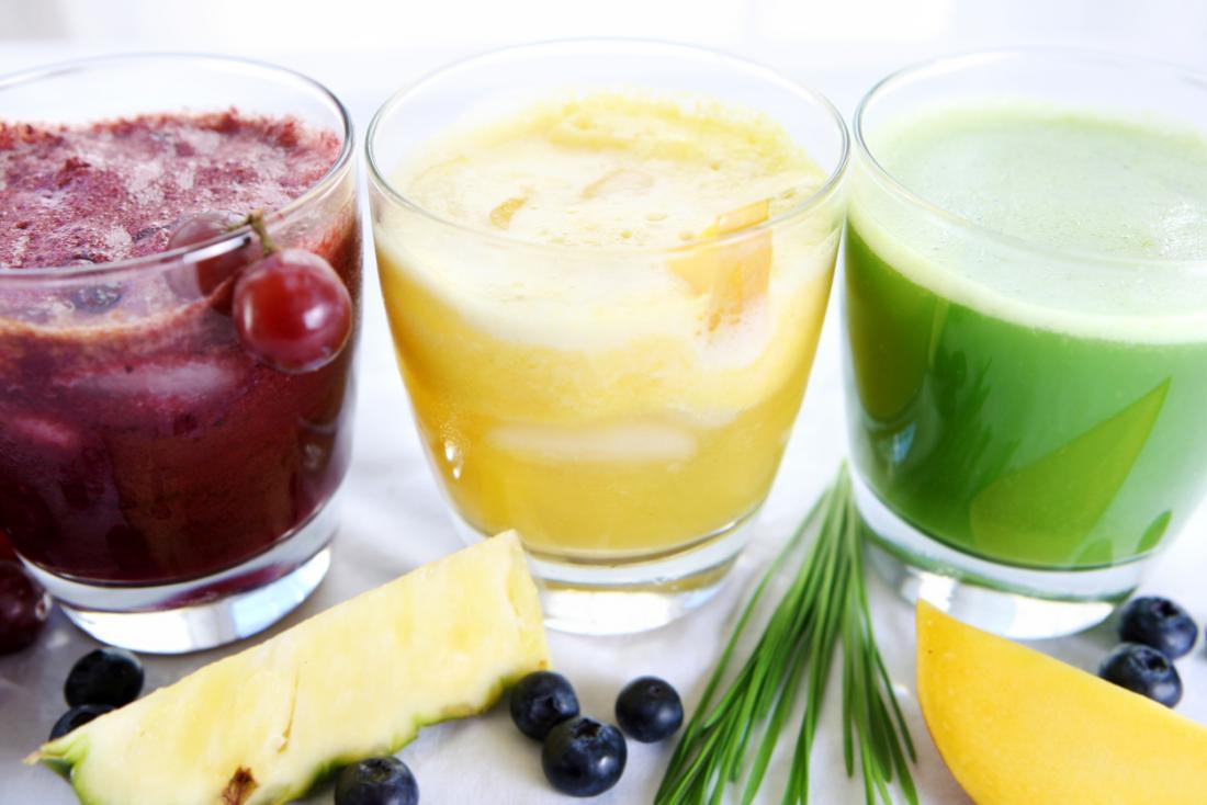 野菜および果物ジュース