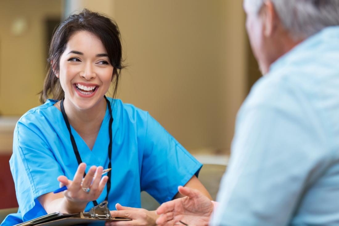 看護は、多様で尊敬される職業です。