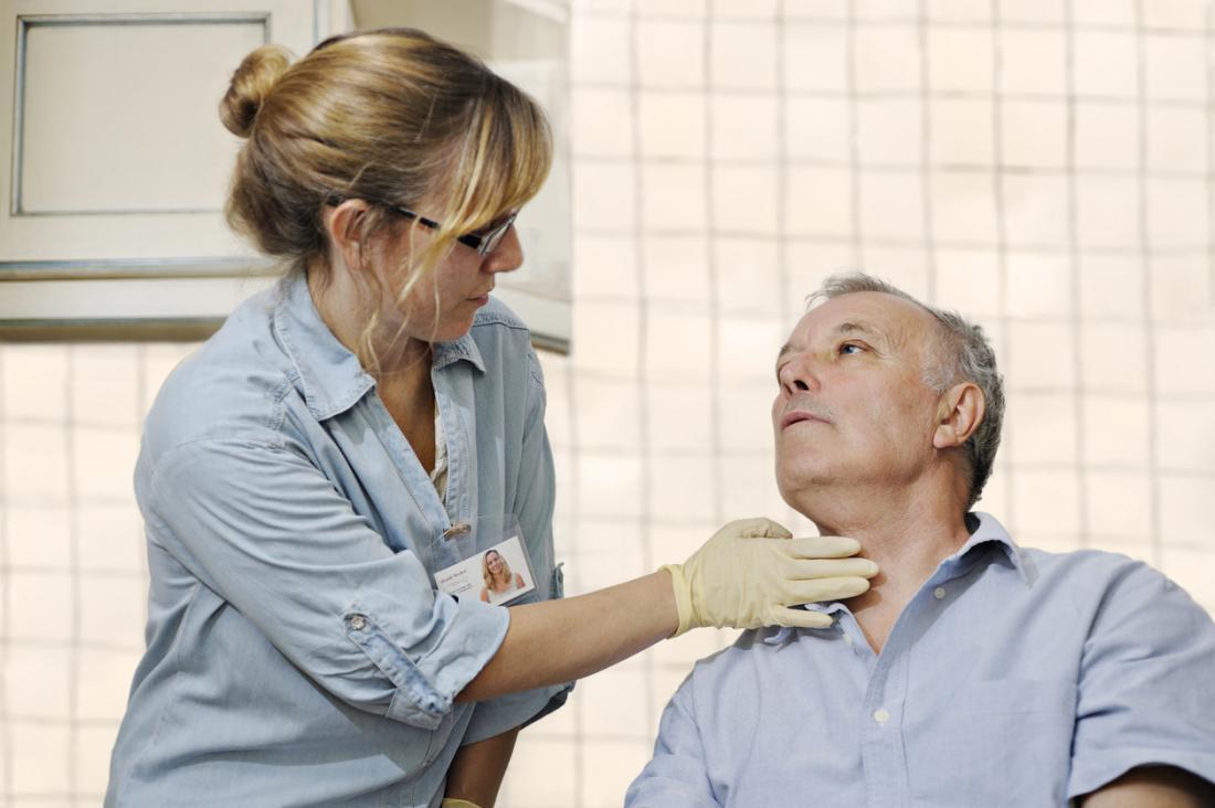 La dysphagie est plus fréquente chez les personnes âgées.