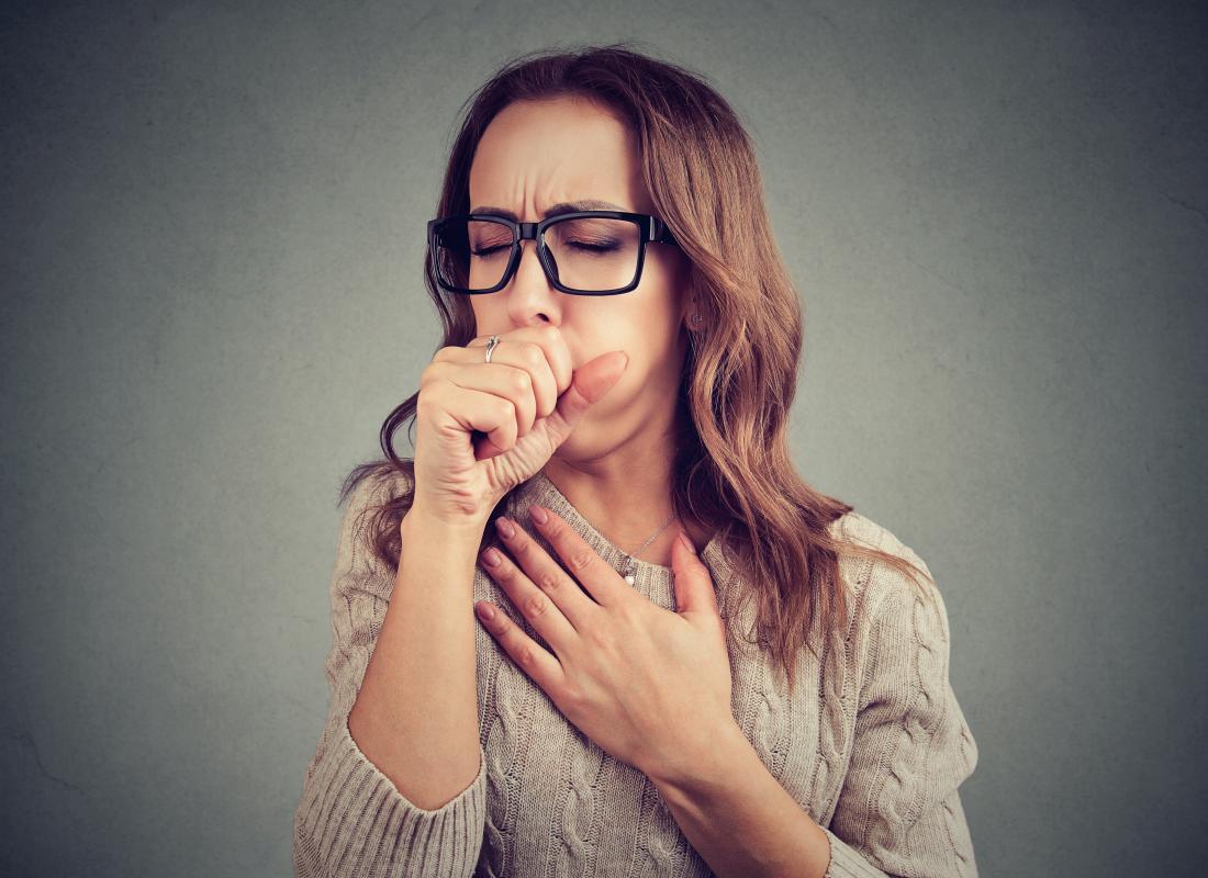 Comment se débarrasser du mucus dans la poitrine