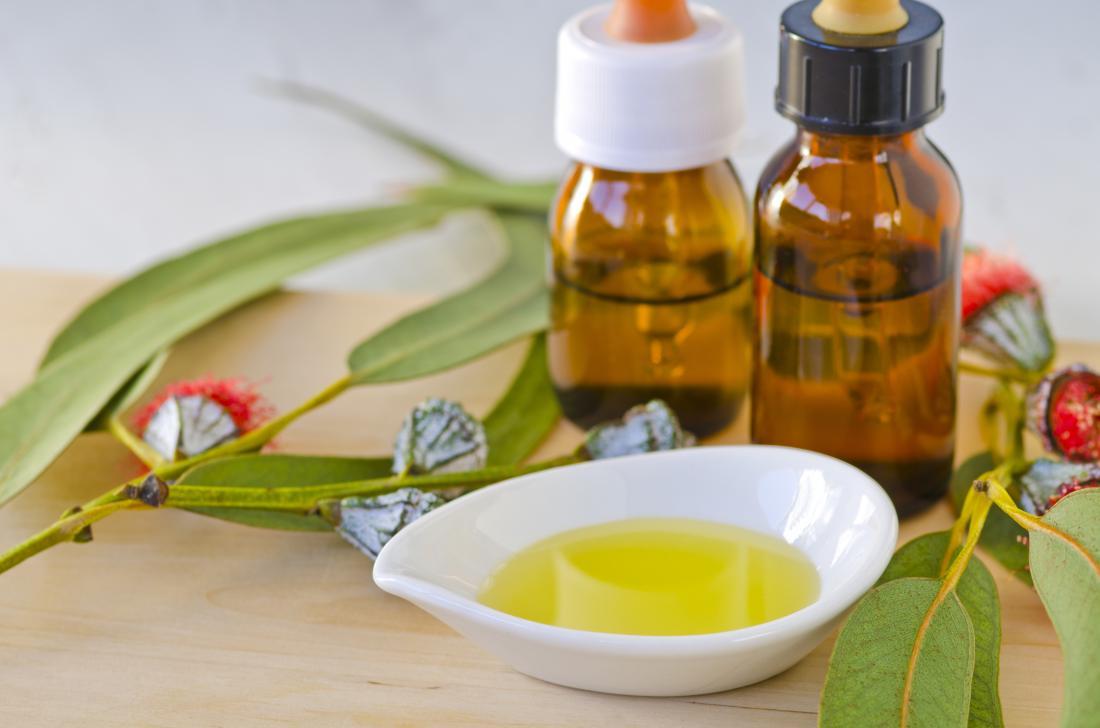 Comment se débarrasser du mucus dans les huiles essentielles de la poitrine